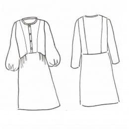 Robe/Blouse Maïa