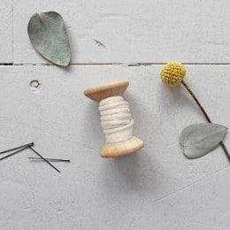 PASSEPOIL - Dobby Off-White