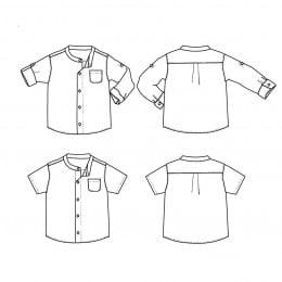 Paris Shirt (6m-4 years)