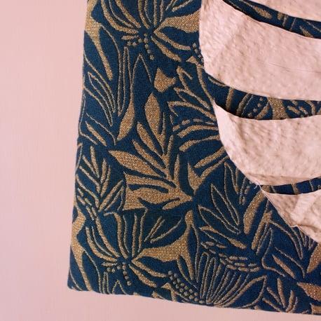 Jungle Honey Fabric