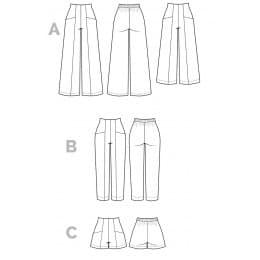 Pantalon Pietra