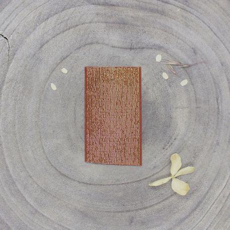 Elastique doré - Chestnut