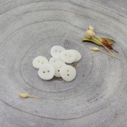 Jaipur Buttons - Off-White