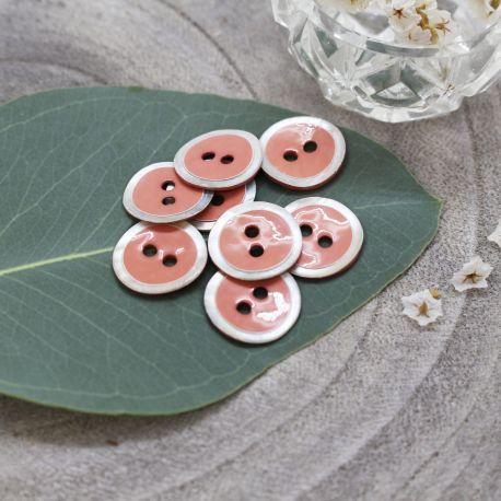 Halo Buttons - Melba