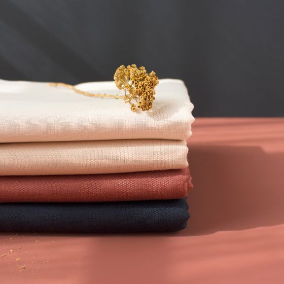 Linen Night Fabric