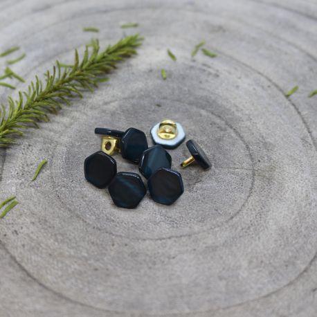 Quartz Buttons - Forest