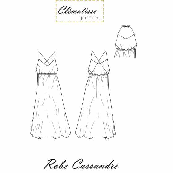 Cassandre Dress