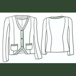 Ispahan Jacket