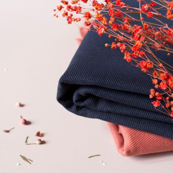 Gabardine Night Fabric