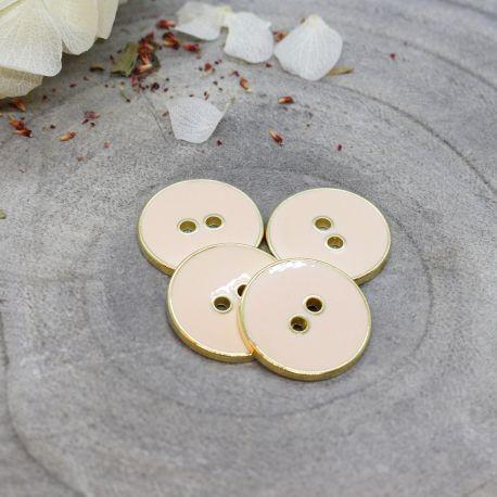 Joy Buttons - Powder