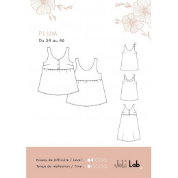 Plum Dress/Top