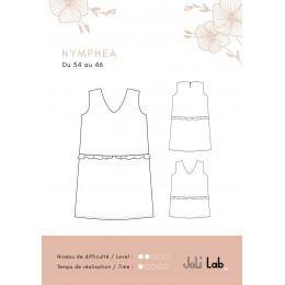 Robe/Top Nymphea
