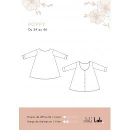 Blouse/Robe Poppy