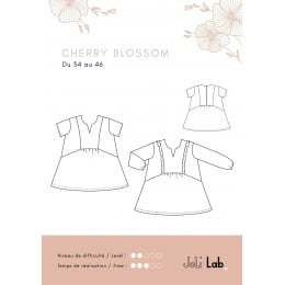 Cherry Blossom Blouse