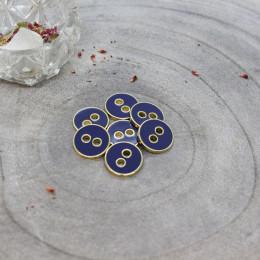 Joy Buttons - Cobalt