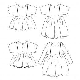 Sakura Mum Dress