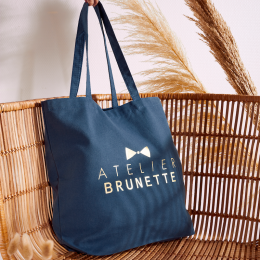 """Limited Edition Maxi Tote Bag """"River"""""""