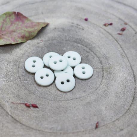 Classic Matte Buttons - Sage