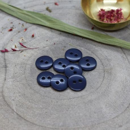 Classic Shine Buttons - Midnight