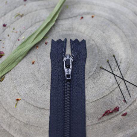 Atelier Brunette Midnight Zipper