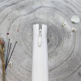 Zip Off-White Atelier Brunette