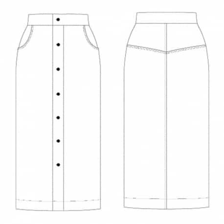 I am Romeo - sewing pattern