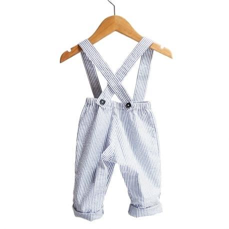Pantalon/short Brighton à bretelles 6m-4ans