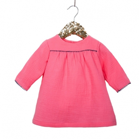 Oslo DUO blouse & dress 6m-4yo