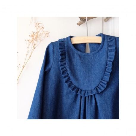 Ida blouse & dress Mum