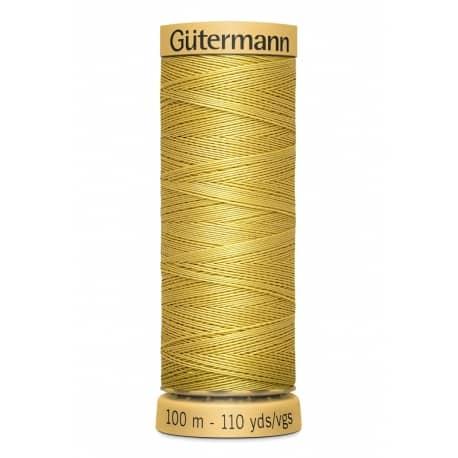 fil coton 100 m - n°758