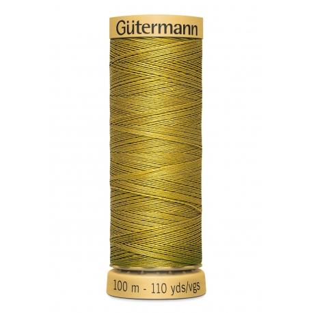 fil coton 100 m - n°956