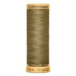 fil coton 100 m - n°1025