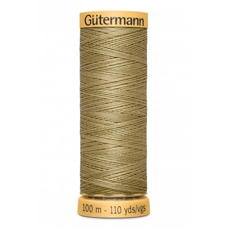 fil coton 100 m - n°826