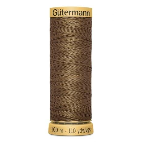 fil coton 100 m - n°1335