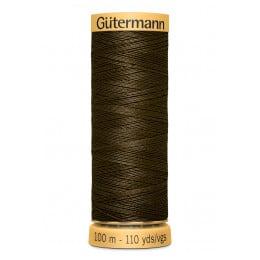 fil coton 100 m - n°2960