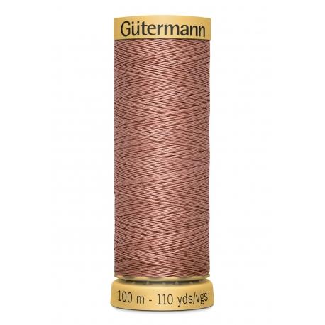 fil coton 100 m - n°2626