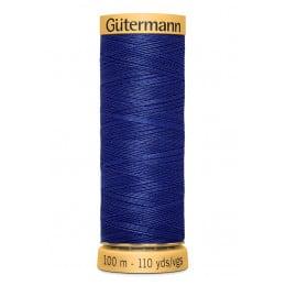 fil coton 100 m - n°4932