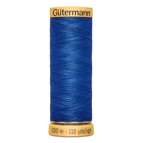 coton thread 100 m - n°7000