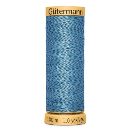 fil coton 100 m - n°6126