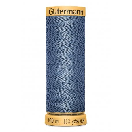 fil coton 100 m - n°6015