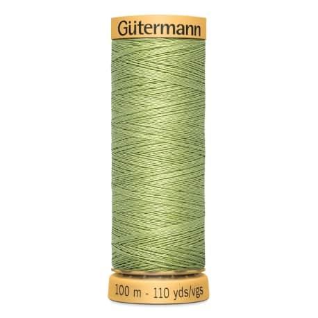 fil coton 100 m - n°9837