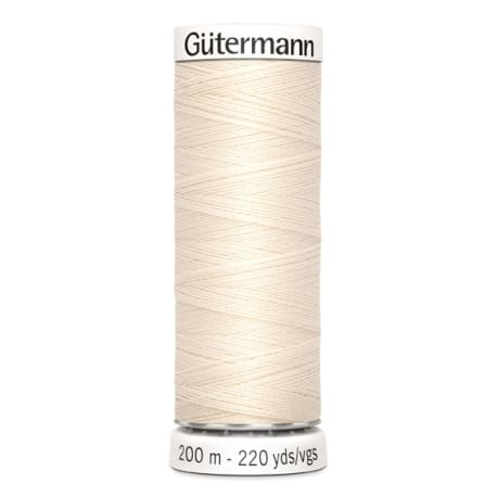 Sewing thread for all 200 m - n°802
