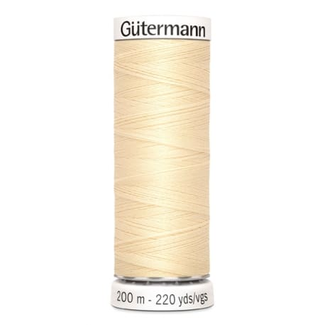 Sewing thread for all 200 m - n°610