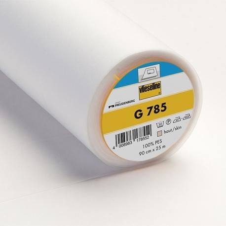 Vlieseline G785 - blanc x 10 cm