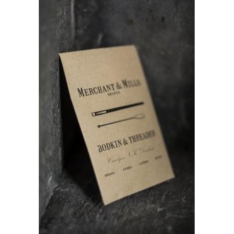 Bodkins & threader - Merchant & Mills