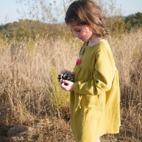 Camelia blouse & dress