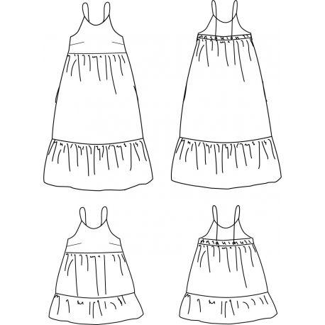 Léna Mum Blouse & Dress