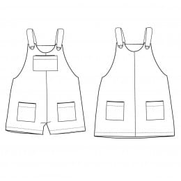 London Overalls & Dress 6m-4 yo