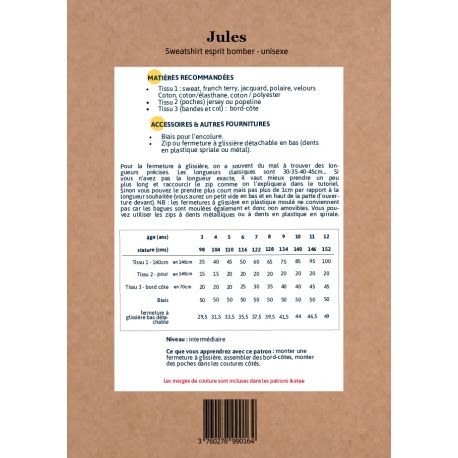 Jules 3-12 ans
