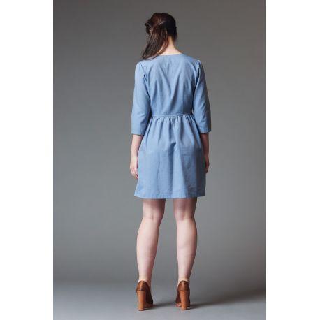 Sureau dress Pattern